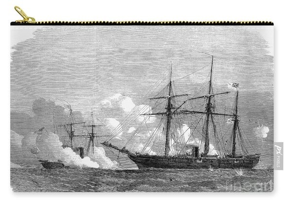Kearsarge & Alabama, 1864 Carry-all Pouch