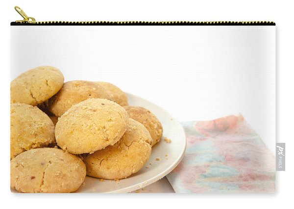 Moroccan Biscuits Carry-all Pouch