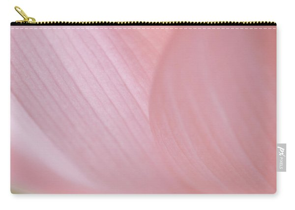Nelumbo 'mrs. Perry Slocum' Carry-all Pouch