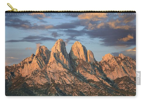 Organ Mountains Near Las Cruces New Carry-all Pouch