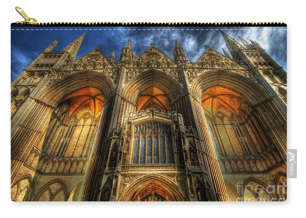 Peterborough Cathedral Carry-all Pouch