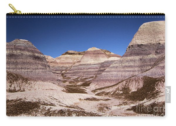 Petrified Forest Blue Mesa Carry-all Pouch