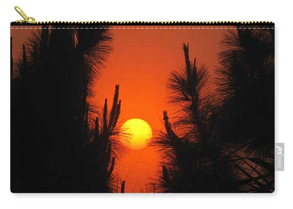 Rise And Pine Carry-all Pouch