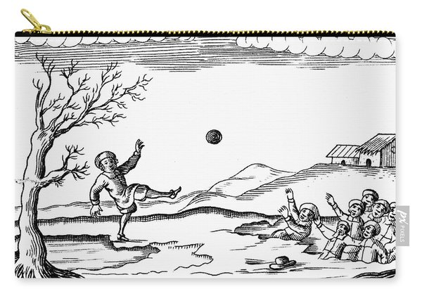 Sabbath Breakers, 1671 Carry-all Pouch