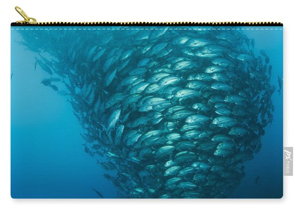 School Of Jacks, Indonesia Carry-all Pouch