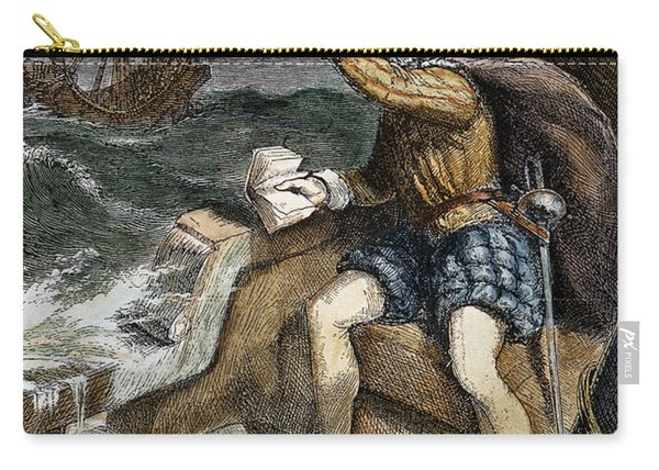 Sir Humphrey Gilbert Carry-all Pouch