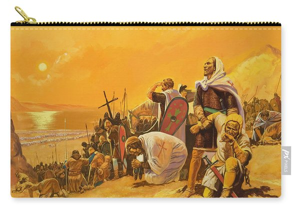 The Crusades Carry-all Pouch