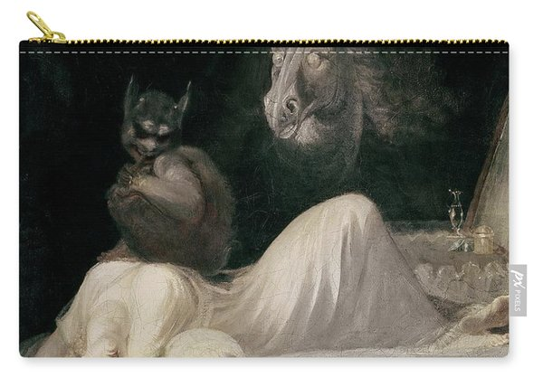The Nightmare Carry-all Pouch