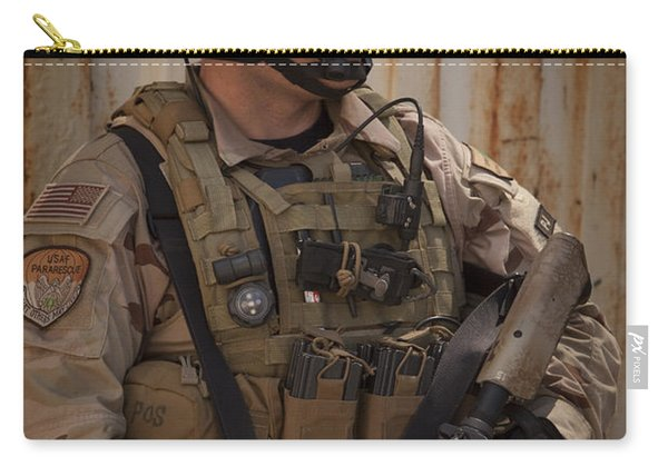 U.s. Air Force Csar Parajumper Armed Carry-all Pouch