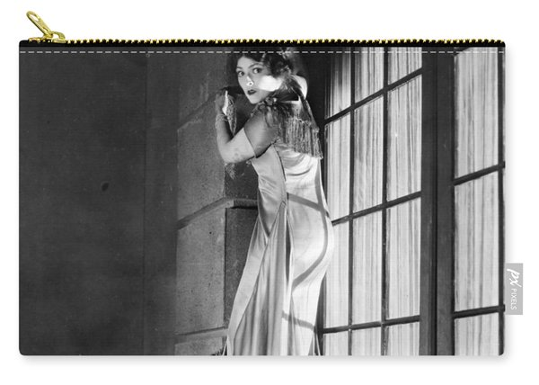 Damsel In Distress Carry-all Pouch