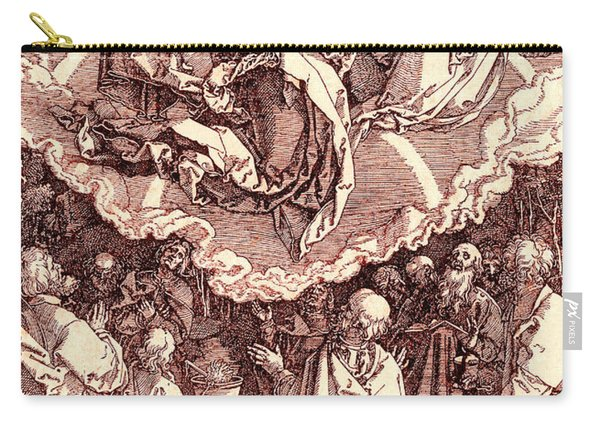 Assumption Of Mary Carry-all Pouch