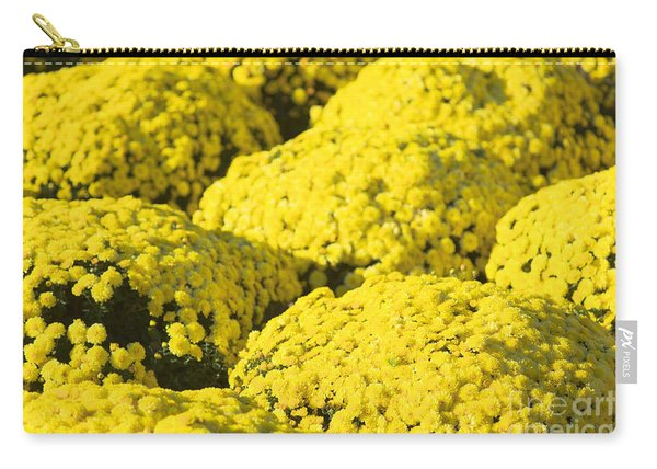 Flower Market Carry-all Pouch
