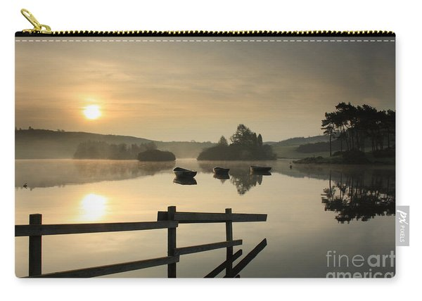 Knapps Loch Sunrise Carry-all Pouch