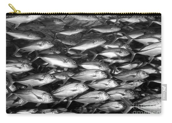 Schooling Jacks At Mary Island Carry-all Pouch