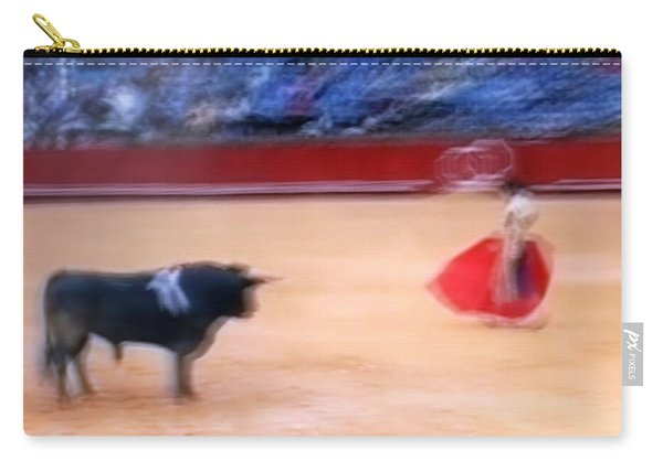 Tauromaquia Abstract Bull-fights In Spain Carry-all Pouch