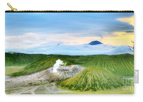 Volcanos Carry-all Pouch