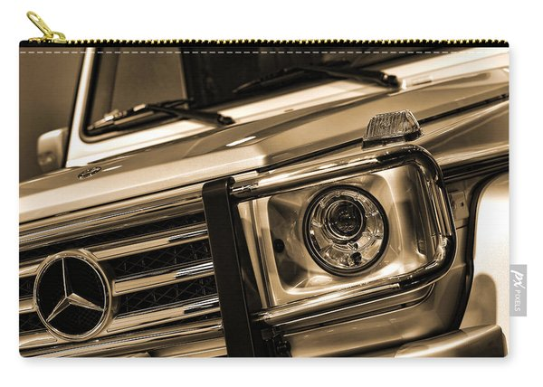2012 Mercedes Benz G-class Carry-all Pouch