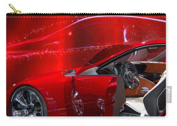 2013 Lexus L F - L C Carry-all Pouch