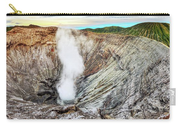 Bromo Crater Carry-all Pouch