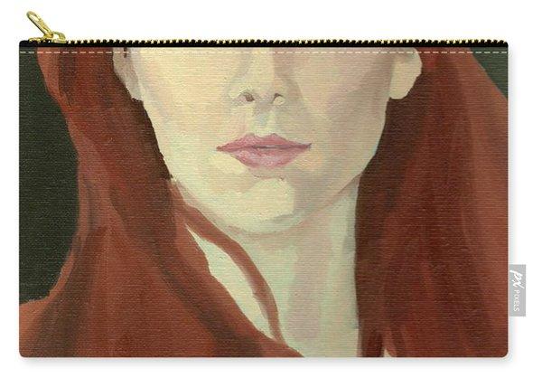 Portrait Carry-all Pouch