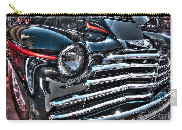48 Chevy Convertible 2 Carry-all Pouch