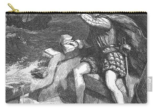 Sir Humphrey Gilbert Carry-all Pouch