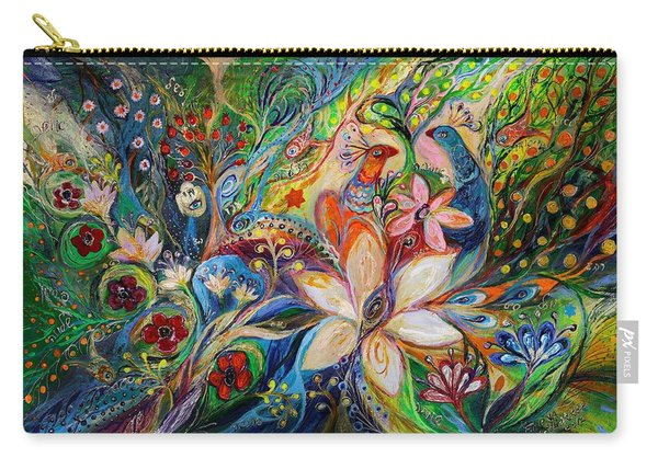 The Magic Garden Carry-all Pouch