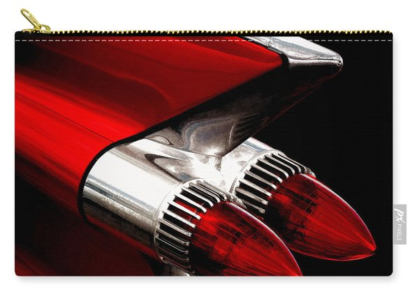 '59 Caddy Tailfin Carry-all Pouch