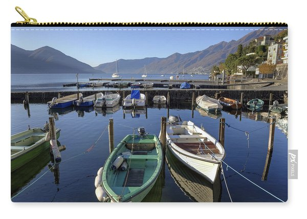 Ascona - Lake Maggiore Carry-all Pouch
