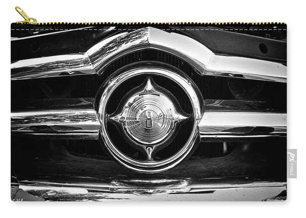 8 In Chrome - Bw Carry-all Pouch