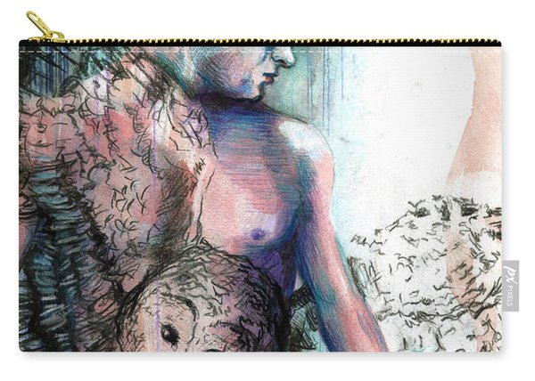 A Boy Named Wind Carry-all Pouch