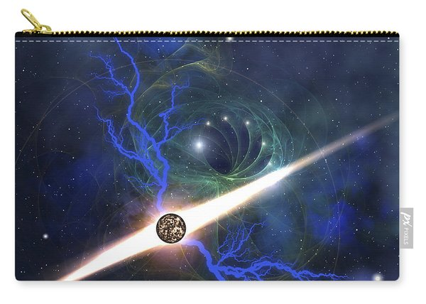 A Brilliant Star In The Universe Carry-all Pouch