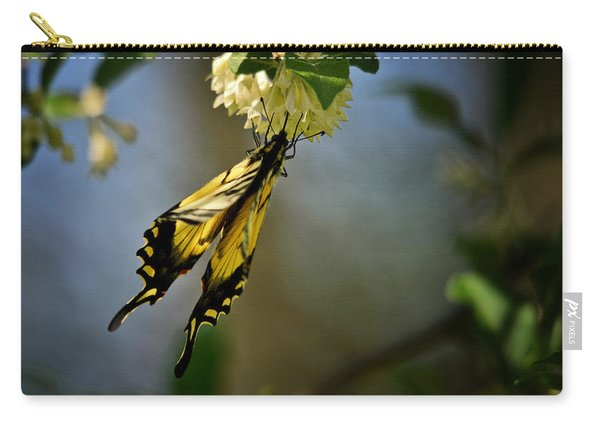 A Feast For The Butterfly Carry-all Pouch