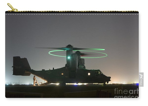 A Special Forces Cv-22 Osprey Carry-all Pouch