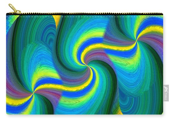 Abstract Fusion 108 Carry-all Pouch