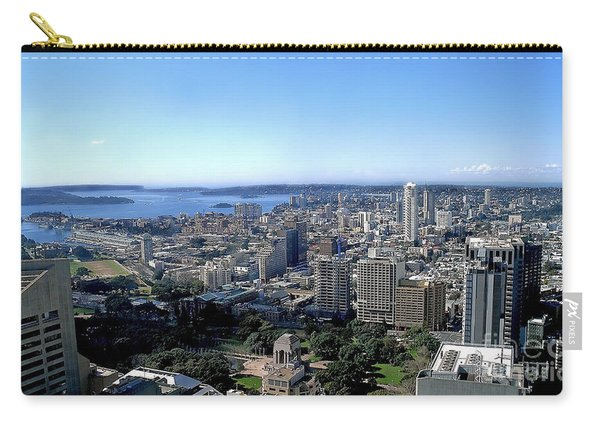Aerial View - Sydney Harbour Carry-all Pouch