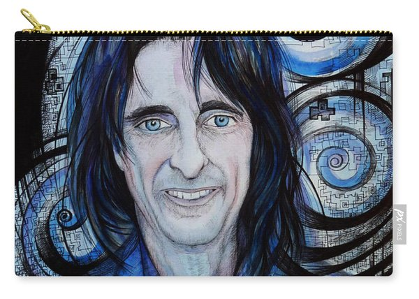 Alice Cooper. Carry-all Pouch