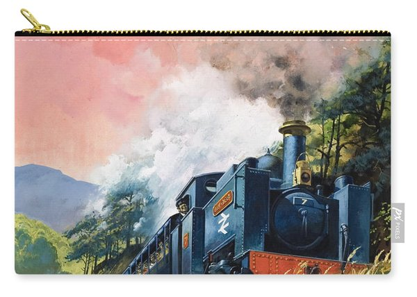 All Aboard For Devil's Bridge Carry-all Pouch