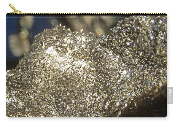 All That Glitters Is Definitely Cold Carry-all Pouch