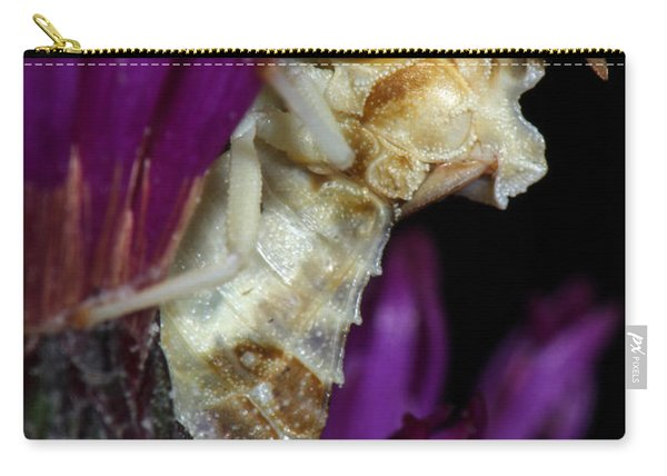 Ambush Bug On Ironweed Carry-all Pouch
