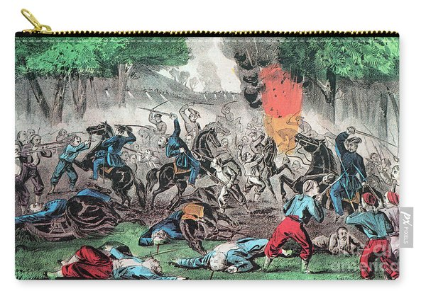 American Civil War, First Battle Carry-all Pouch