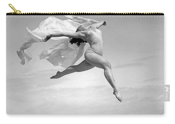 An Exuberant Dance To Spring Carry-all Pouch