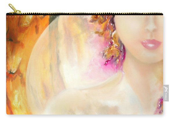 Angel Luna Carry-all Pouch