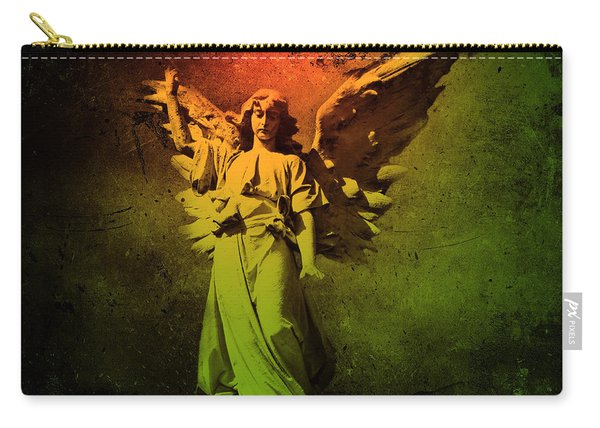 Angel Of Death Carry-all Pouch
