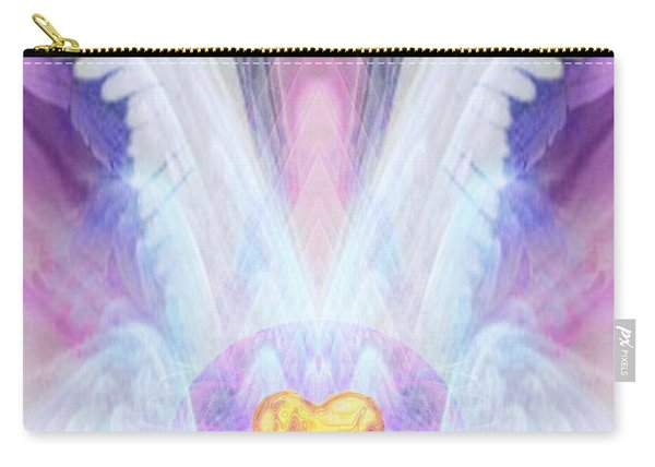 Angel Of The Innocent Carry-all Pouch