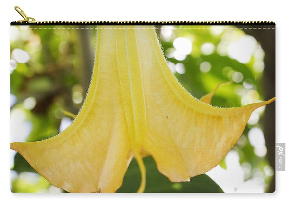 Angel's Trumpet 4 Carry-all Pouch