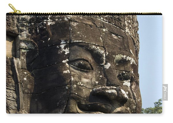 Angkor Thom Fae Carry-all Pouch