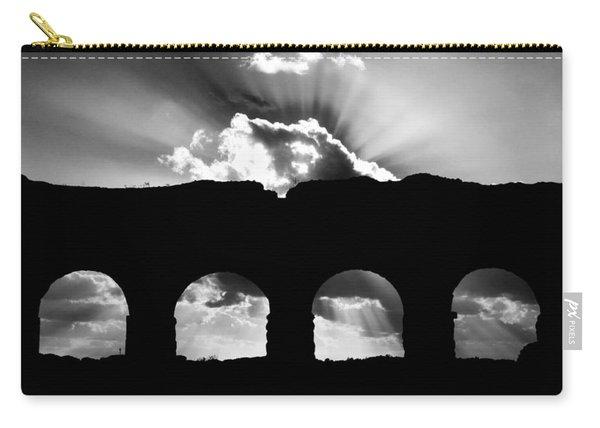 Aqua Claudia Aqueduct Carry-all Pouch