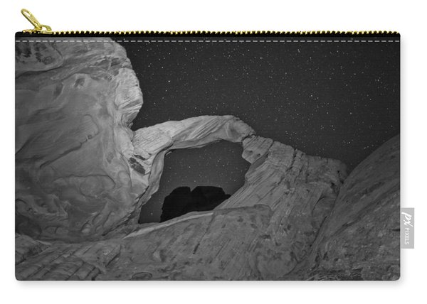 Arch In Valley Of Fire Nevada Carry-all Pouch