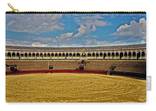 Arena De Toros - Sevilla Carry-all Pouch